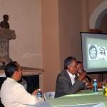 Dr. Gabriel, Prof. Manuel Moreno e Ignacio Gómez