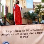 """""""La promesa de Dios Padre se cumple en Jesús que vino a traernos la Paz"""""""
