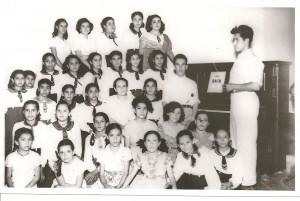En el Colegio Mansiola