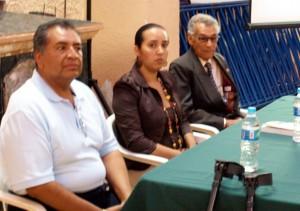 José de Jesús Mora, Adriana de la O Robles: Presidente Interino, Pedro Rubio Sánchez.