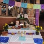Altar del preescolar Pablo Neruda