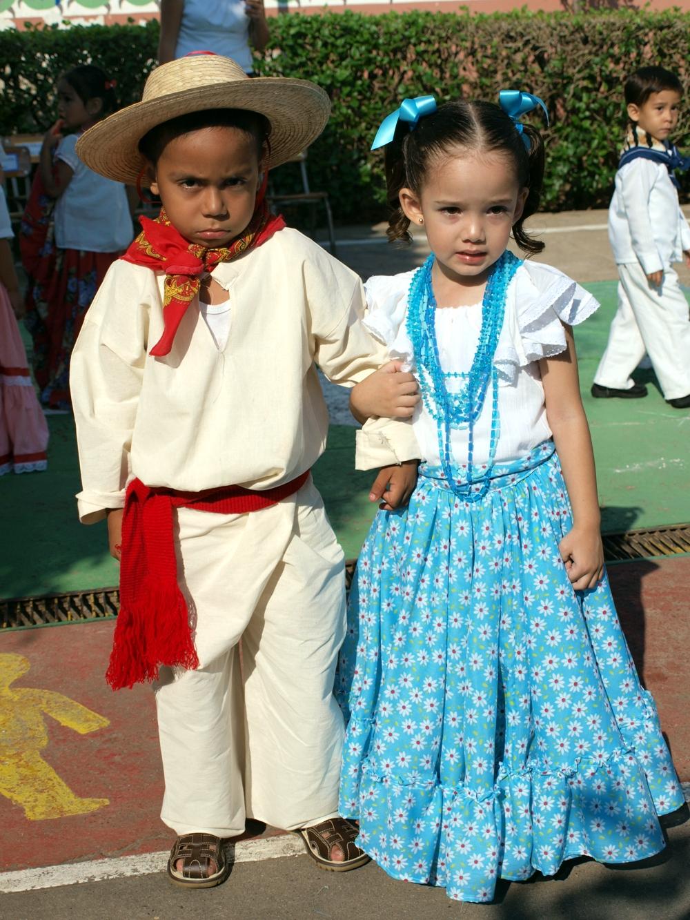 Pedro y Victoria despues de bailar