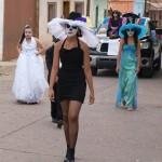 Desfile en El Limón