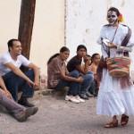 La directora de cultura Adriana Mayoral de El Limón