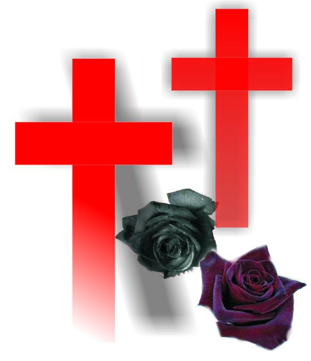 Cruz-y-rosa-negra1