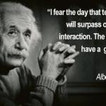 El día que Albert Einstein tanto temía finalmente llegó………